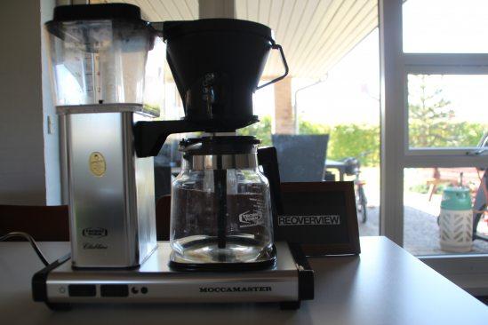 Filterkaffeemaschine im Test