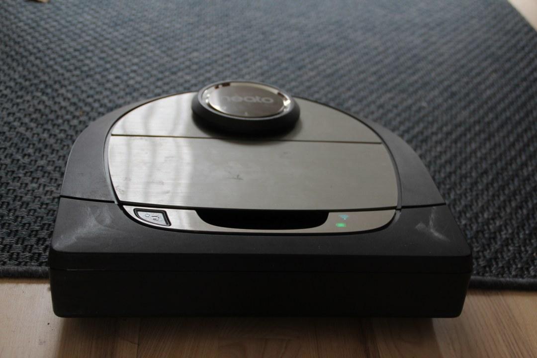 Saugroboter für Teppich